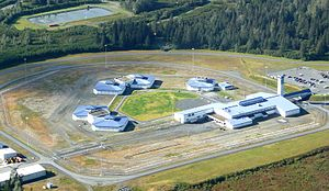 Spring Creek Correctional Center - Spring Creek Correctional Center as seen from the air