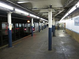 Spring Street (IRT Lexington Avenue Line)