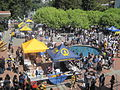 Sproul Plaza during Cal Day 2010 12.JPG