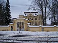 Srbsko 102, brána a vila.jpg
