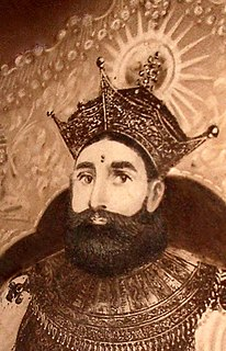 Sri Vikrama Rajasinha of Kandy last king of the Kingdom of Kandy