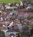 St.-Nikolai-Kirche (Löbau) - vom Löbauer Berg.jpg