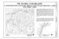 St. Elmo Historic District, Saint Elmo (historical), Chaffee County, CO HABS COLO,8-STEL,2- (sheet 1 of 4).png