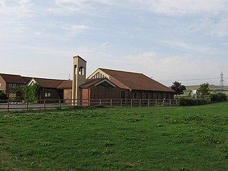 Littlemoor - St. Francis church Littlemoor