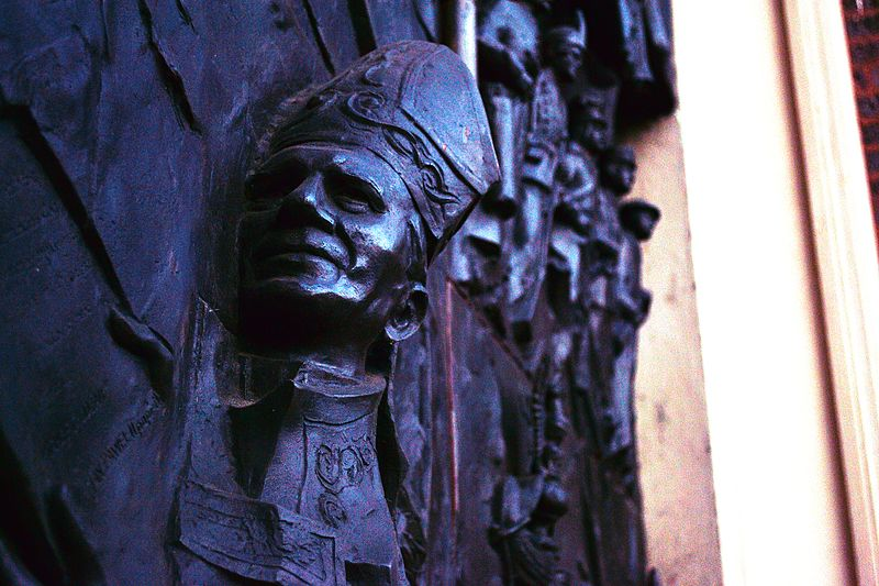 File:St. Hyacinth Basilica - Door (8183914411).jpg