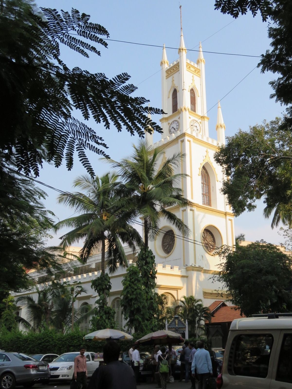St. Thomas Cathedral, Mumbai - Wikipedia