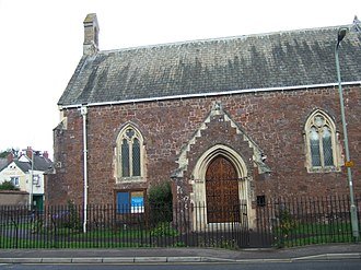 Exwick - Image: St Andrew's Church, Exwick geograph.org.uk 1452146