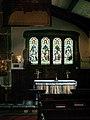 St Bartholomew's Parish Church, Colne, Side chapel - geograph.org.uk - 666810.jpg