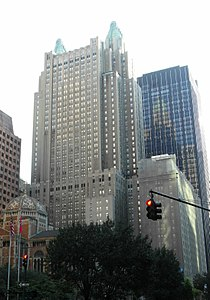 St Bartholomews and The Waldorf Astoria Hotel.jpg