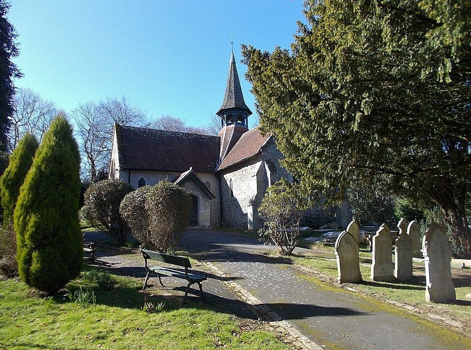 St Blasius Church, Shanklin, Isle of Wight (2), UK