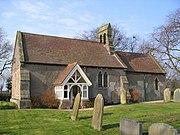 St James Church, Lissett.