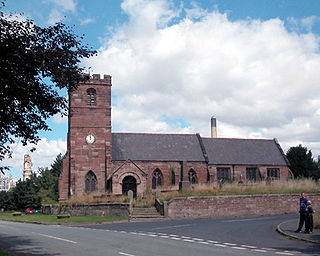 Thornton-le-Moors human settlement in United Kingdom