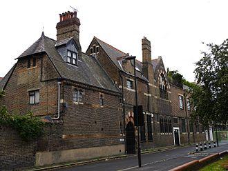 St Peter's School, Vauxhall - St Peter's School, 2014