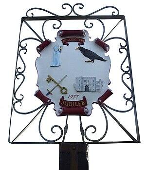 St Osyth - Image: St osyth sign
