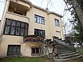 Stairs to the house Donelaičio str. 13 (2013) - panoramio.jpg