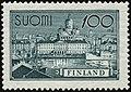 Stamp of Finland - 1955 - Colnect 577813 - Helsinki Harbour.jpeg
