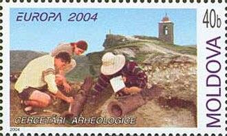 Orhei - Image: Stamp of Moldova md 487