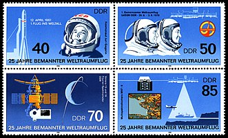 Stamps of Germany (DDR) 1986, MiNr Zusammendruck 3005-3008.jpg