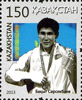 Bakhyt Sarsekbayev boxer