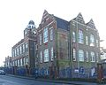 Stanford Road School (former Board School), Prestonville, Brighton (December 2013) (3).JPG