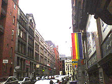 klub gejowski w Filadelfii