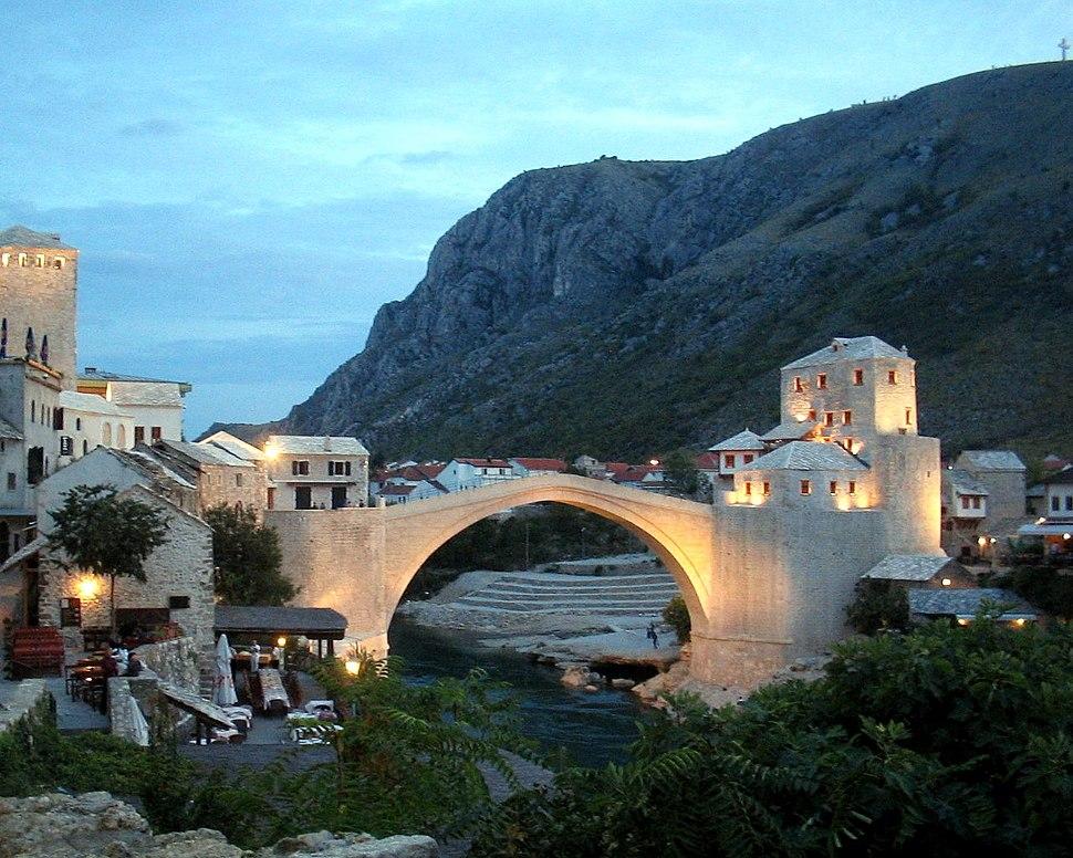 Stari Most September 2004 3
