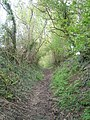 Start of long footpath up to Horne's Farm - geograph.org.uk - 788301.jpg