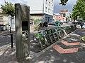 Station Vélib' Place Fraternité Montreuil Seine St Denis 5.jpg