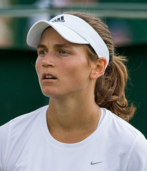 Stephanie Vogt - Vogt at the 2015 Wimbledon Qualifying