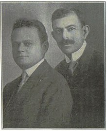 Jos. W. Stern and E.B. Marks