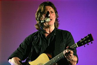 Folk Music (album) - Steve Knightley of the duo (pictured in 2009) found the album successfully connected them to their roots.