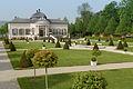 Stift Melk Gartenpavilion 1266.jpg