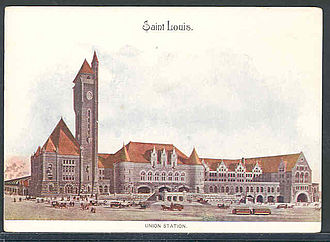 Theodore Link - St. Louis Union Station