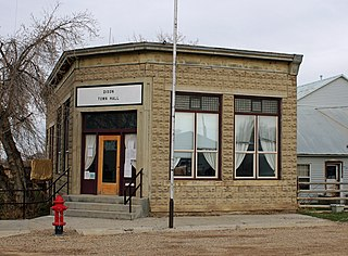 Dixon, Wyoming Town in Wyoming, United States