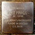 Stolpersteine Dortmund Adlerstraße 101 Max Pinkus.jpg
