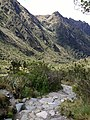 Stone steps and mountains on the Inca Trail.jpg
