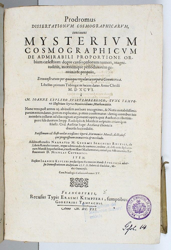 585 Bücher der Stralsunder Archivbibliothek fehlen - der Kepler-Band wird jetzt in New York für eine Viertelmillion Dollar angeboten