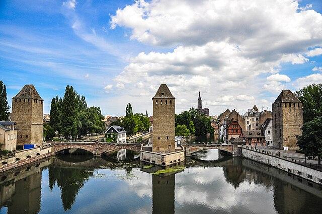 Страсбург. Франция