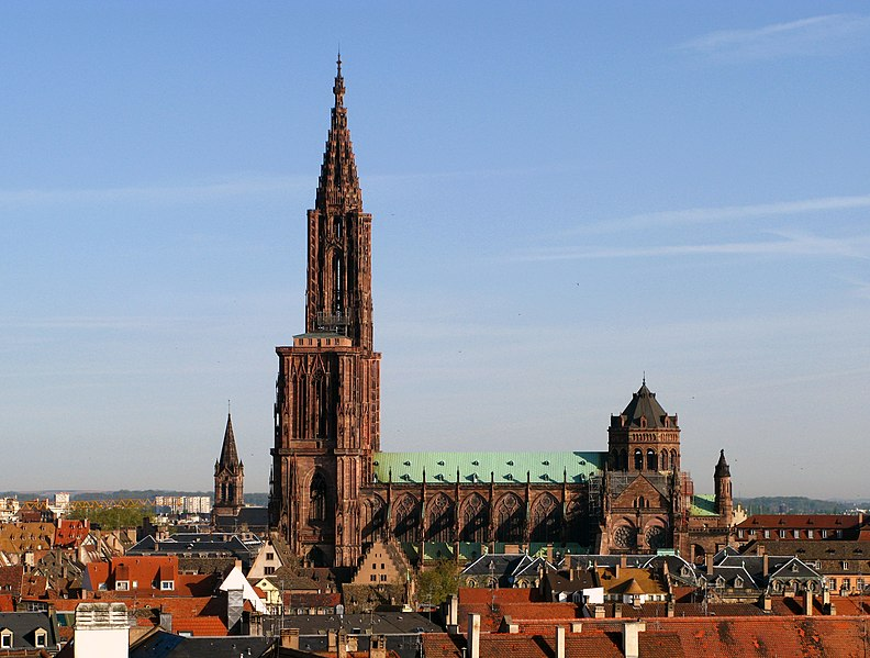 File:Strasbourg Cathedral.jpg