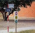 Street sign in Loma Plata.jpg