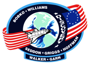 Jake Garn - Image: Sts 51 d patch