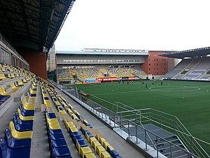 Stayen - Image: Stvv stadion Sint truiden