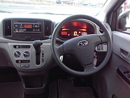 Subaru Pleo Plus F Smart-Assist LA300F Interior.jpg