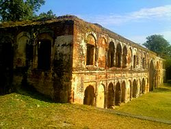 The Fort of Tira Sujanpur