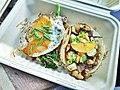 Sunchoke taco with persimmon, castlevaltrano olives, almond chile, scallions, pistachio.jpg