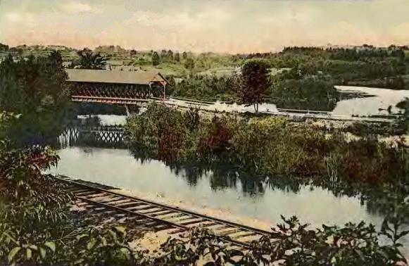 Suncook River, Pittsfield, NH
