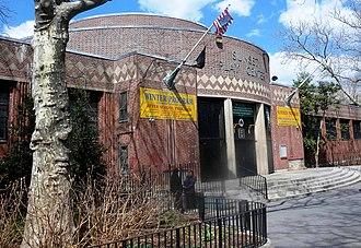 Sunset Park, Brooklyn - The landmark Sunset Play Center