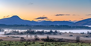 Sunset in The Trossachs, Scotland.jpg