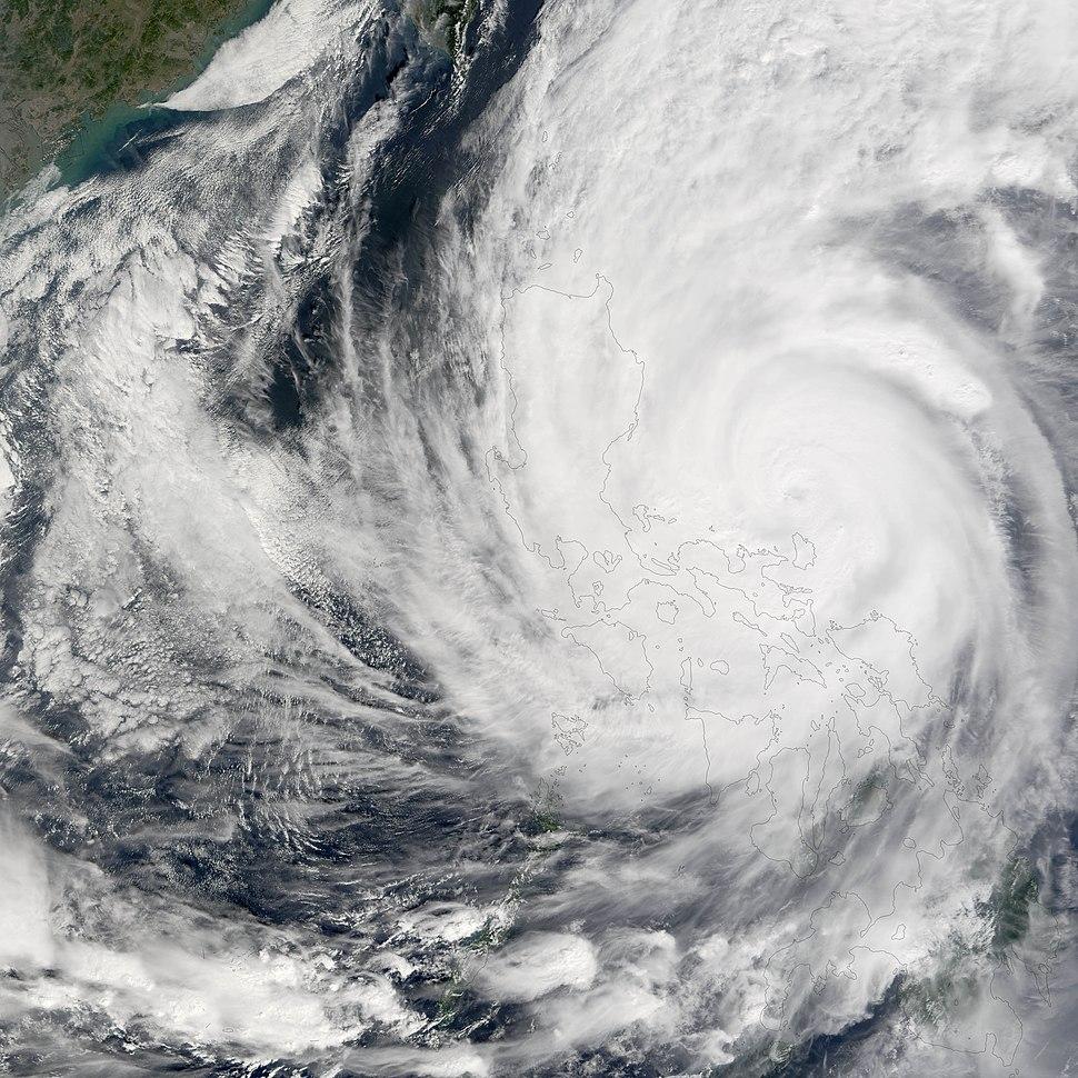 Super Typhoon Nanmadol 2004