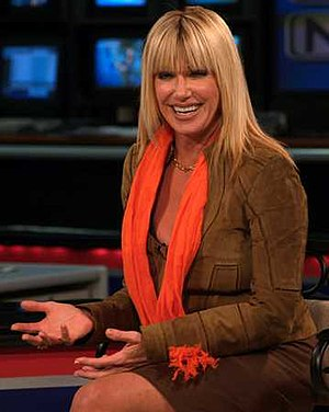 English: Actor, entrepreneur Suzanne Somers